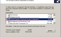 如何关闭Windows Server版IE的安全限制
