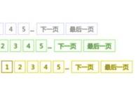 wordpress分页代码