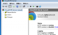 windows VisualSVN hooks实现svn提交自动更新