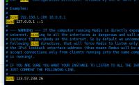 centos 配置redis 绑定IP 以及设置密码、启用持久化