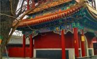 2016年12月4日 行走在北京