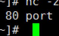 linux 查看远程服务器端口开启状况