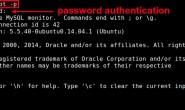 linux mysql 新建用户