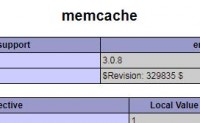centos 7 配置 php memcached 扩展