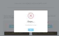 Sweetalert 可以替代JavaScript原生的alert和confirm等函数呈现的弹出提示框