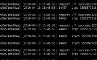 php pcntl多线程请求网址及传参示例